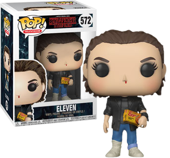 Funko Pop! Stranger Things - Eleven Punk Rock