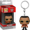 Funko Pocket Pop! Keychain -  WWE - The Rock - The Amazing Collectables