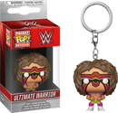 Funko Pocket Pop! Keychain - WWE - Ultimate Warrior - The Amazing Collectables