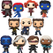 Funko Pop! X-Men (2000) - The Brotherhood of Pop! 20th Anniversary -Bundle (Set of 11) - The Amazing Collectables