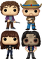 Funko Pop! Zombieland - Mad Person - Bundle (Set of 4) - The Amazing Collectables