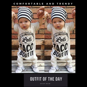 LOOKBOOK: Top Trendy Infant and Toddler Look Of The Day