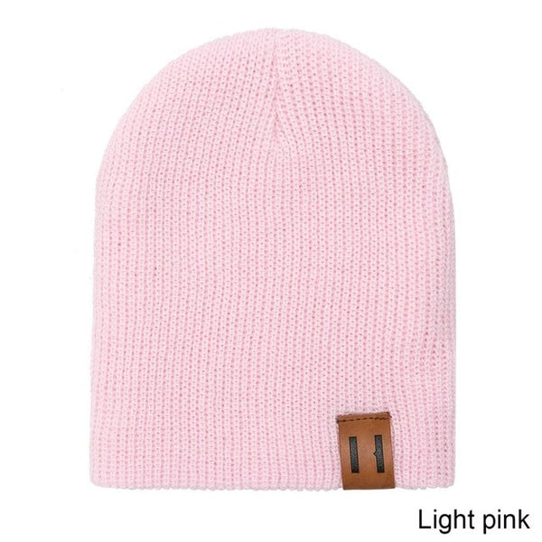 Winter Ribbed Beanie