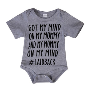 Got My Mind On My Mommy | 0-18M