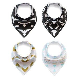 Native Spirit Dribble Bib Set
