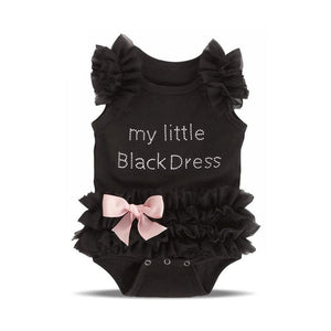 My Little Black Dress | 3-24M