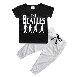 Classic Rock Beatles Set | 9-24M