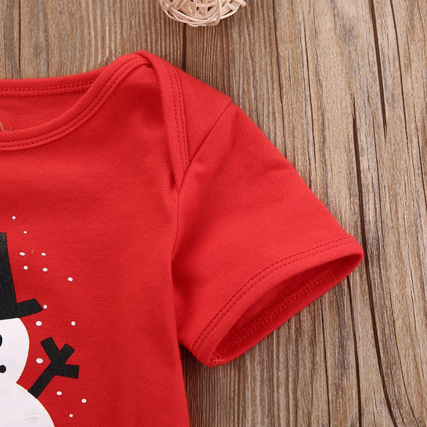 My First Christmas Onesie | 0-12M