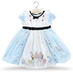 Mad Tea Party Dress