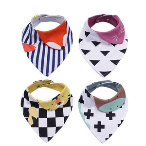 Animal Shape Bibs