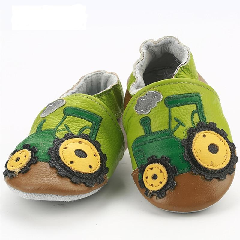 Tractor Deere First Walkers | 0-18M
