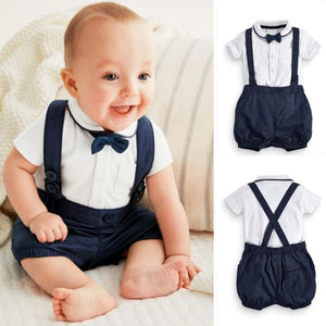 Little Gentleman | Lennox Short Set