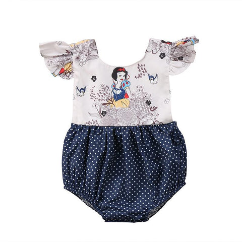 Snow White Romper | 6-24M