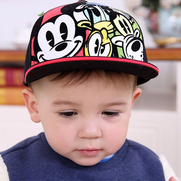 Cartoon Snapback Hat