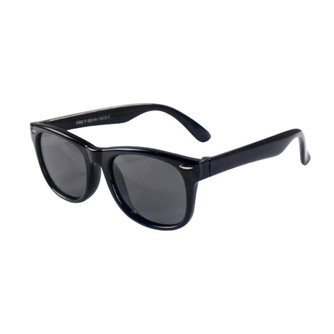SOL Polarized Sunglasses Infant Sun Protection  | 0-2 Years | Black