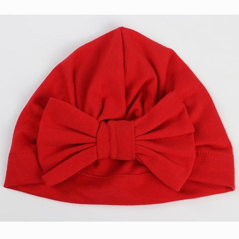 Big Bow Turban Headband
