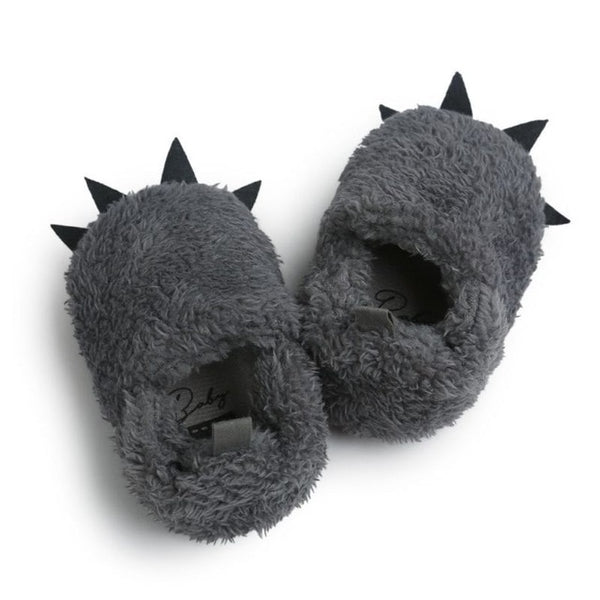 Sully's Monster Claw Slippers | 0-18M
