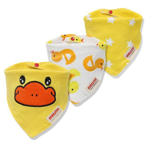 Little Ducky Dribble Bib Set