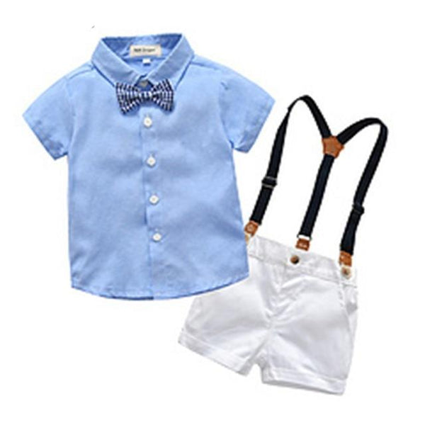 Baby Bow Tie Outfit | Edward