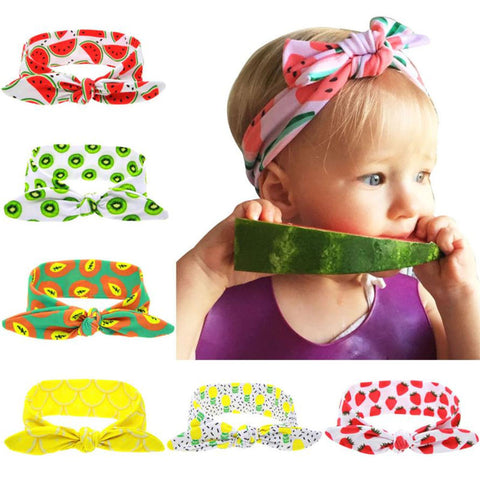 Sophie Fruit Printed Headband