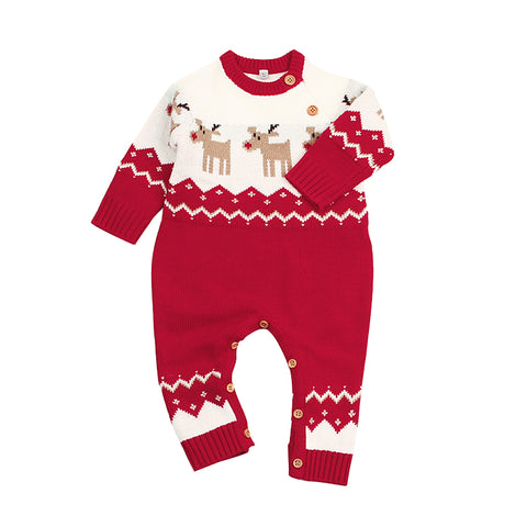 Christmas Sweater Jumpsuit