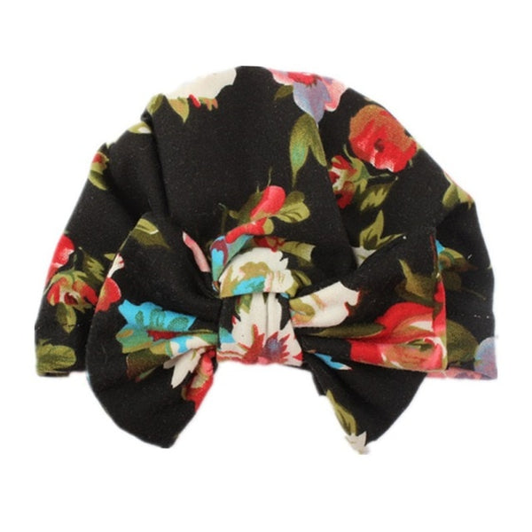 Flower Bowknot Headband