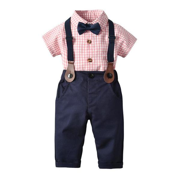Baby Boy Tie Outfit | Alexander