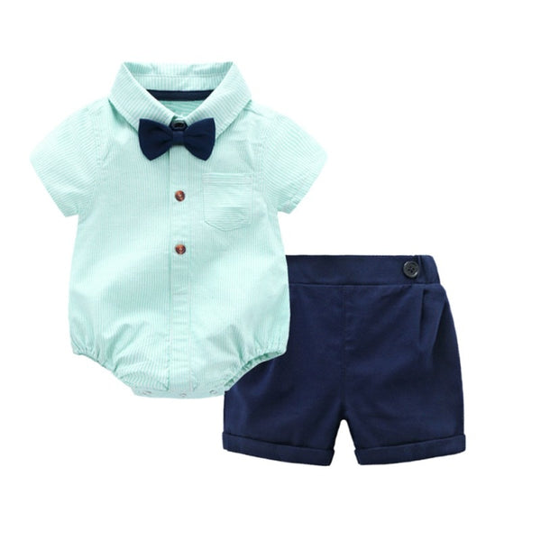 Baby Bowtie Outfit | Harrison