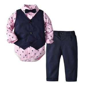 Baby Bow Tie Outfit | Dylan