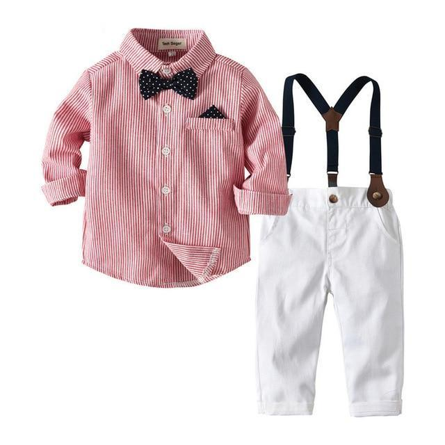 Baby Bow Tie Outfits | Frederick