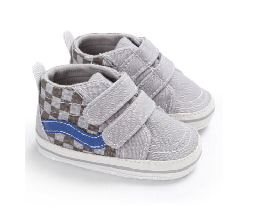 Infant Checker HighTops | 0-18M