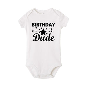 My First Birthday |  Birthday Dude