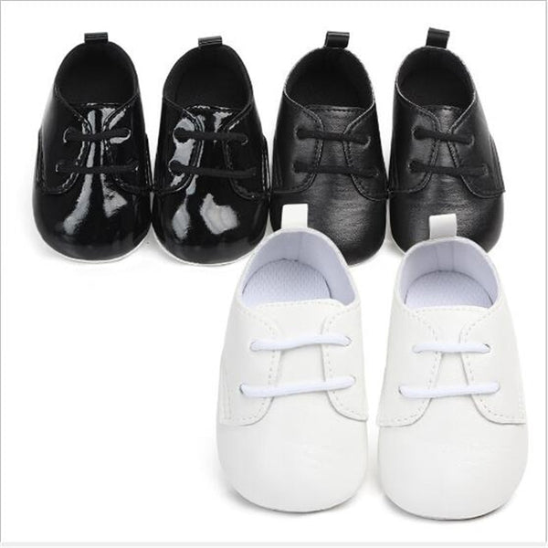 Baby Boy Dress Slip Ons