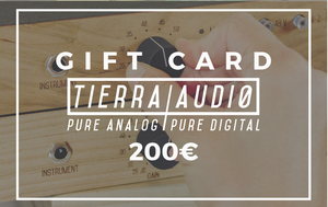 TIERRA Audio GIFT CARD