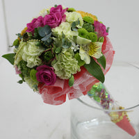 Bridal Bouquet - Colorful Posy
