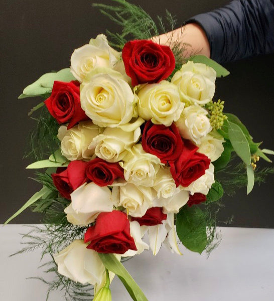 Bridal Bouquet- Classic Beauty