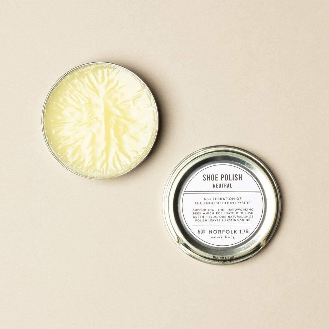 Natural Neutral Shoe Polish