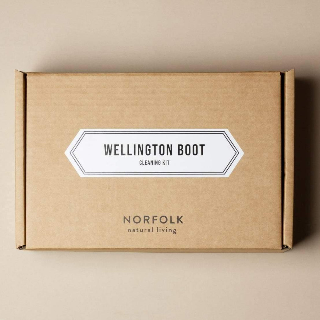 Wellington Boots Cleaning Kit