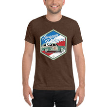 Load image into Gallery viewer, Swaggin' Wagon Tri-Blend Shirt