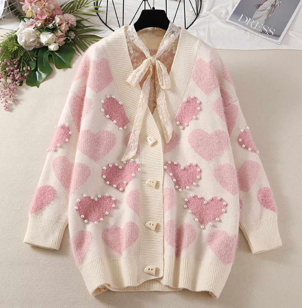 Sweetheart Cardigan