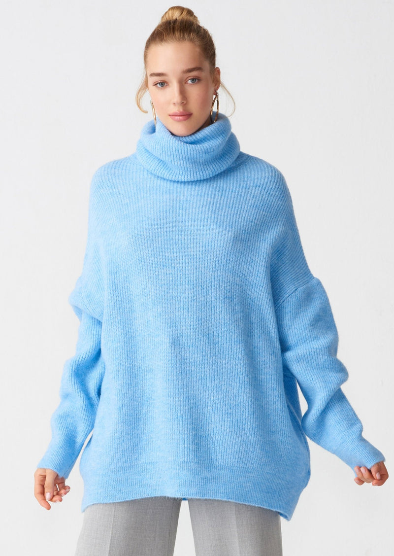 "Olga Sweater "" Blue """
