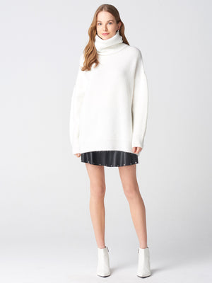 "Olga Sweater "" White """