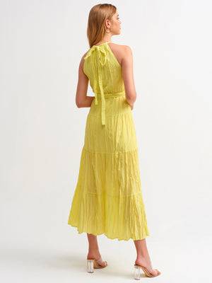 "Nicole Dress "" Yellow """