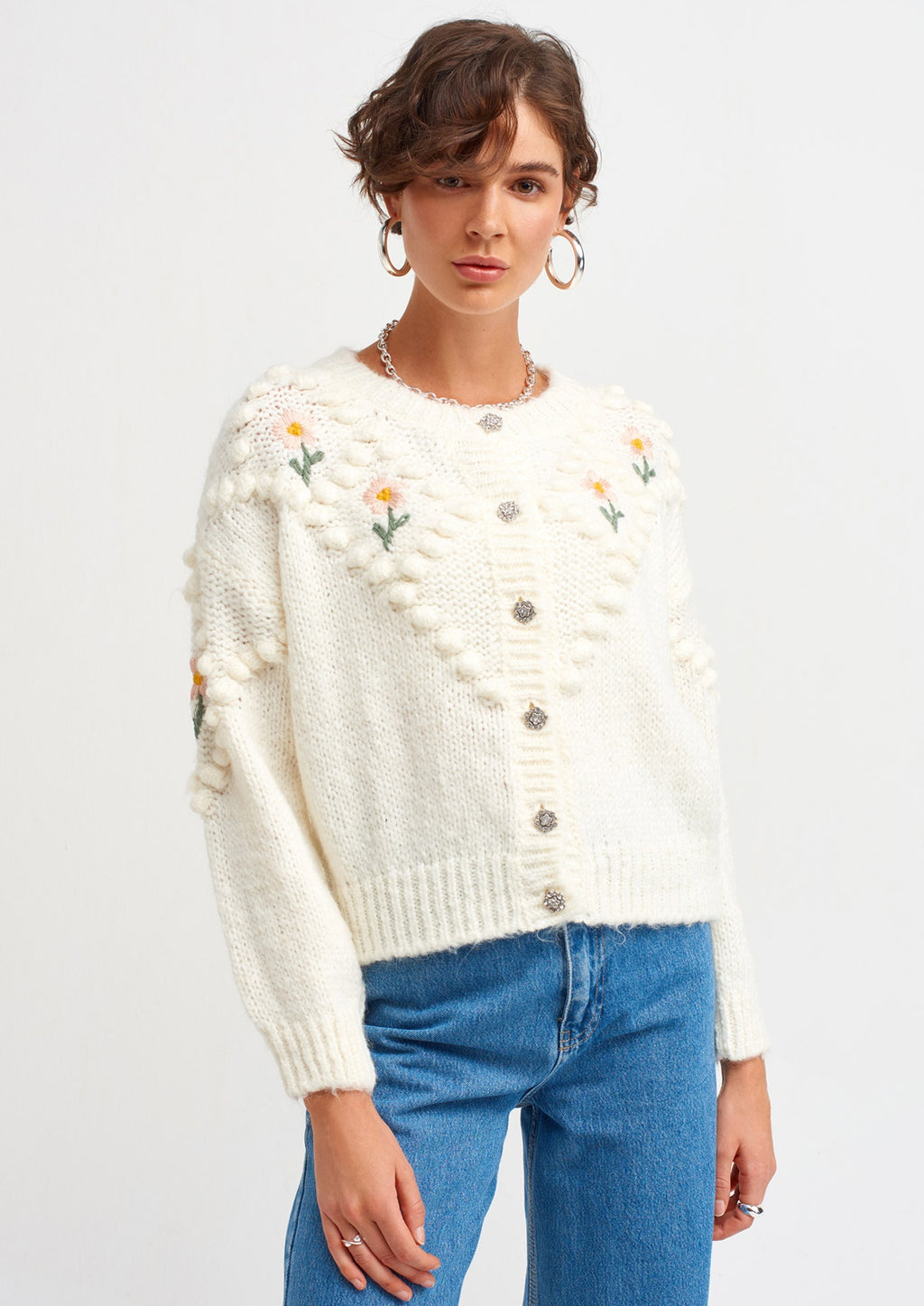 Fiona Sweater Cardigan