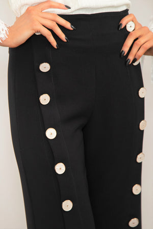 Mia Pants ( Black )