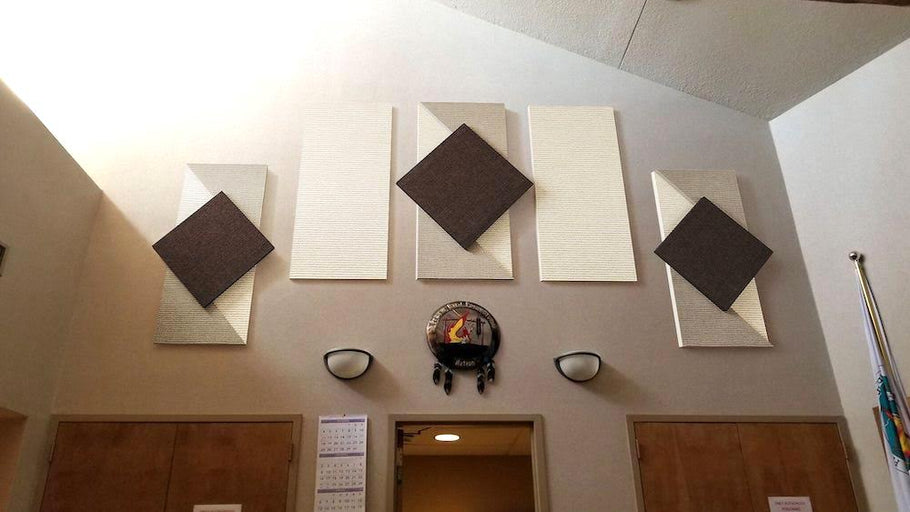 The Basics of Acoustics and Acoustic Panels in Interior Spaces