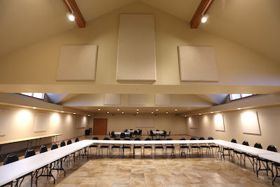 acoustic panels treatment