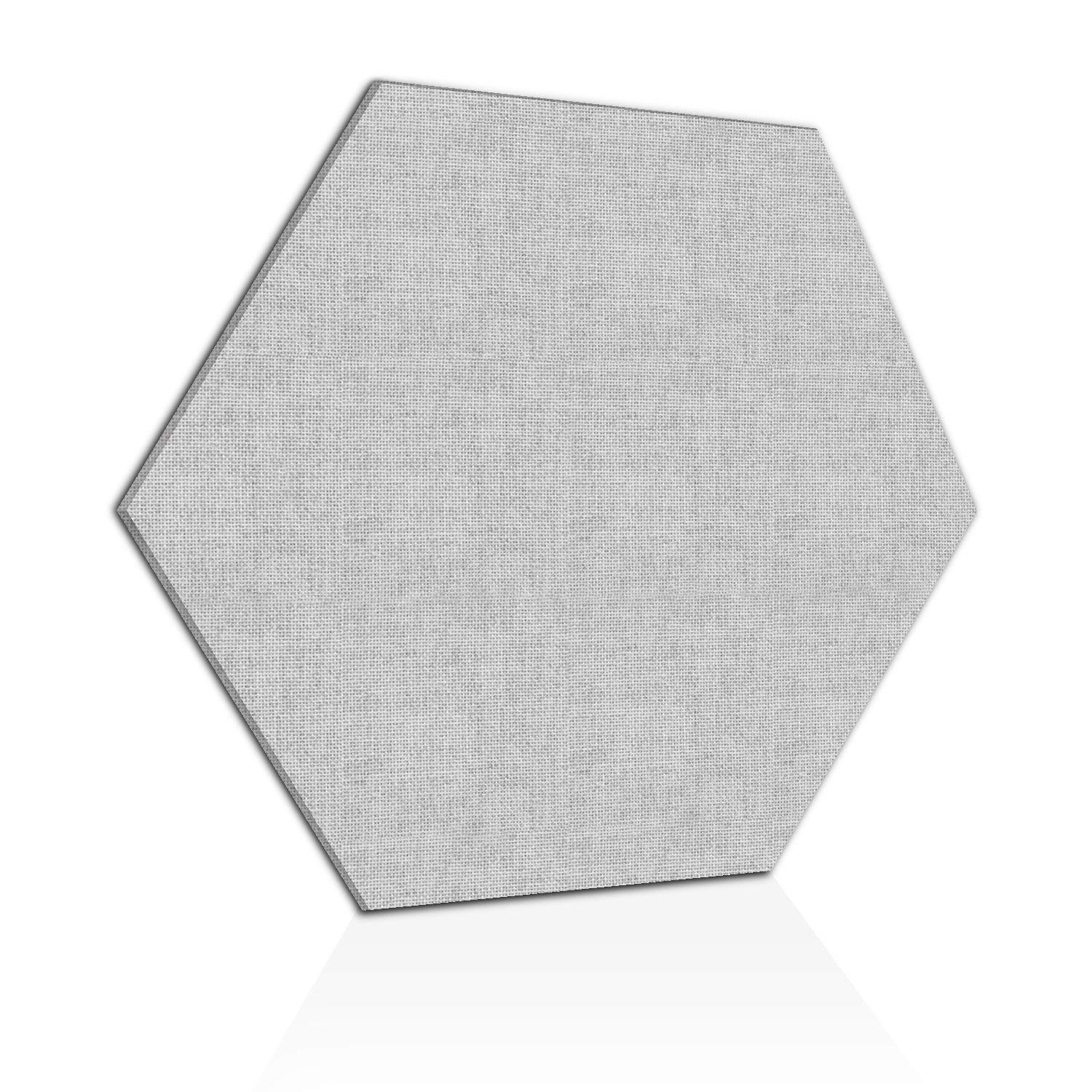 "ADW Acoustic Panel Hexagon - 24"" x 24"" x 1"""