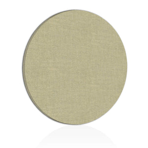 "ADW Acoustic Panels 24"" X 24"" X 1"" Circle - Quick Easy DIY Install - See Our Many Color Choices"