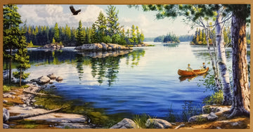 Artistic Panel - Lakeview